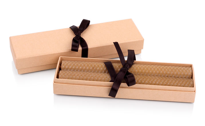 Luxury packaging - Box for Candles 09