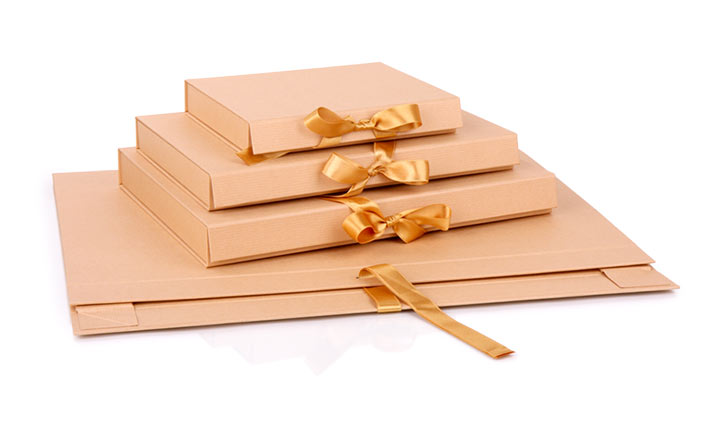 Luxury packaging - Box for Books 08