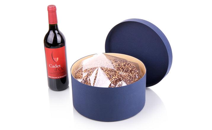 Luxury packaging - Box for Gourmet 01