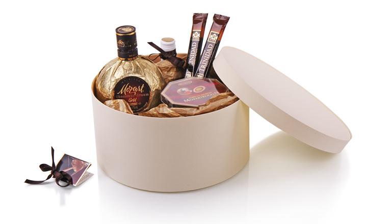 Luxury packaging - Box for Gourmet 02