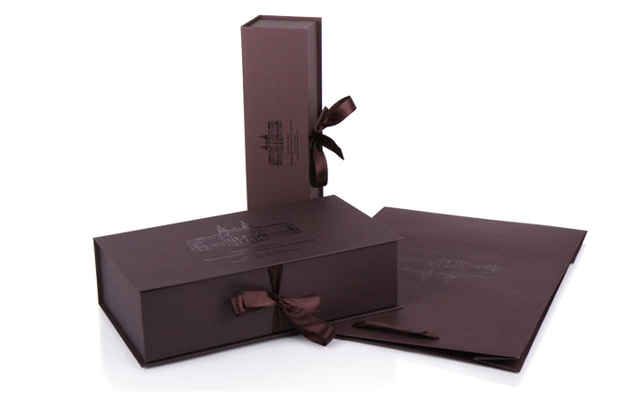 Luxury packaging - Box for Bottles 24