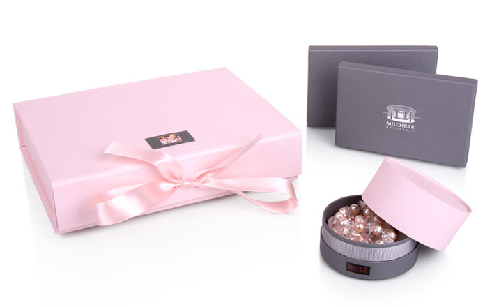 Luxury packaging - Box for Jewelry 01