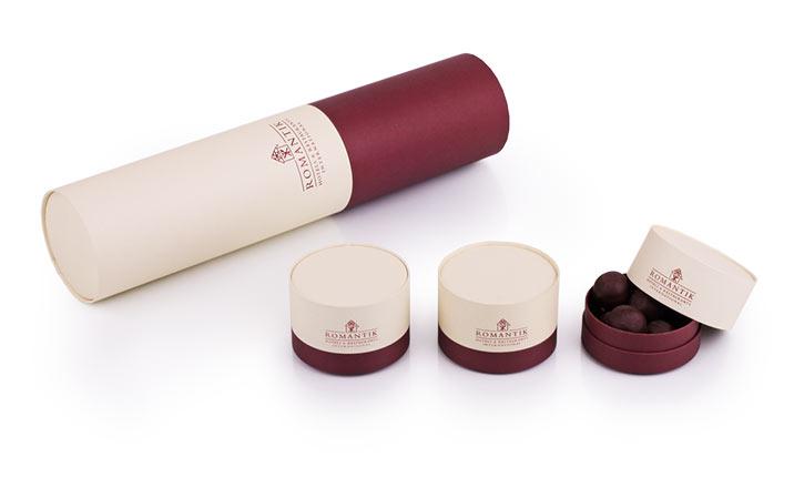Luxury packaging - Кутия за бонбони и шоколад 38