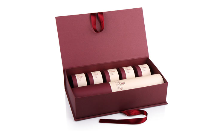 Luxury packaging - Box for Hotels and Spa 09