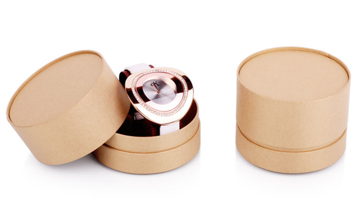 Luxury packaging - Paper Tube for Jewelry and Watches 02