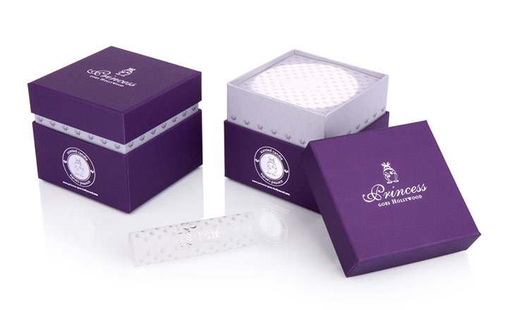 Luxury packaging - Box for Candles 12