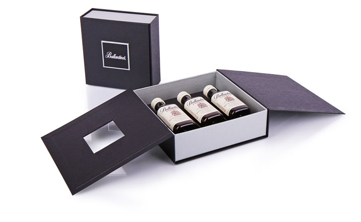 Luxury packaging - Box for Bottles 27