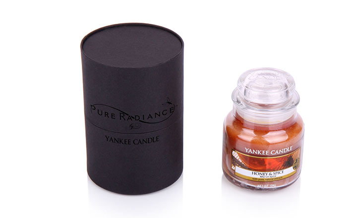 Luxury packaging - Paper Tube for Candles 29