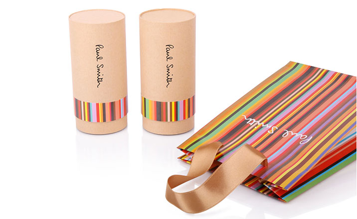 Luxury packaging - Paper Tube for Textile 19