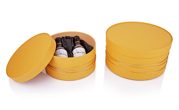 Luxury packaging - Paper Tubes for Bottles 11