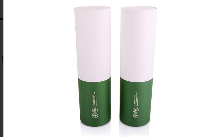 Luxury packaging - Paper Tubes for Bottles 09
