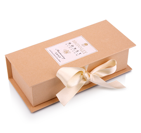 Rectangular Box with Ribbon