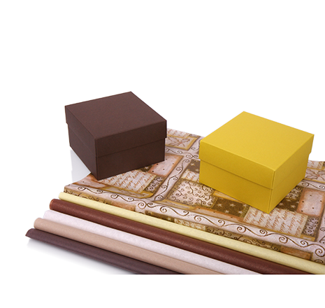 Luxury packaging - Square Collapsible Boxes